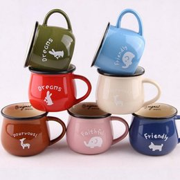 Wholesale Wholesale China Zakka - Wholesale- Wholesale Price 350ml Zakka Vintage Cups Ceramic Coffee Cups Water Cups Milk Cups, JSF-Cups-007
