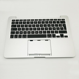 """Wholesale Topcase Macbook - New Topcase for Macbook Pro Retina 13"""" A1502 top case with FR French keyboard Year 2013 2014"""