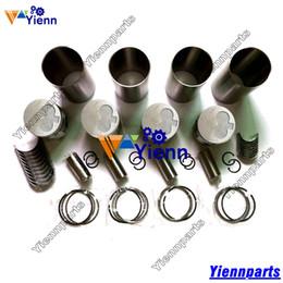 Wholesale Boring Cylinder - for Toyota 1HZ overhaul rebuild kit: gasket piston set bearing set fit for TOYOTA 1HZ engine rebuild parts