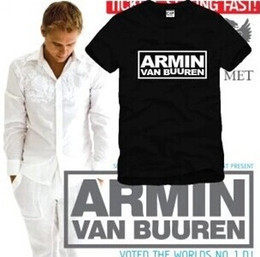 Wholesale Funny Rave Shirts - Armin Van Buuren Trance Asot House Music Ibiza Rave Dj Printed Tee Shirt Unisex Fashion Women Men Short Sleeve Cool Funny Shirt