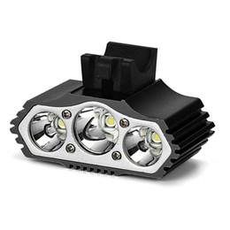 Deutschland Großhandels- Qualität 12000 Lm 3 x XML T6 LED 3 Modi Fahrrad Lampe Fahrrad Licht Scheinwerfer Radfahren Taschenlampe Versorgung