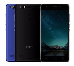 Wholesale Mini Color Cams - ELEPHONE C1 MINI Android6.0 4G LTE Smartphone 5.0inch HD MTK6737 Quad Core 1GB RAM 16GB ROM 5.0MP Cam Fingerprint