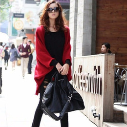 Wholesale Ladies Thin Skirts - Wholesale- New High Quality Fashion Womens Jacket Solid Thin Jacket Long Sleeve Open Stich Ladies Coats Clothes