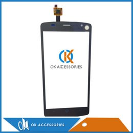 Wholesale Screen L5 - Original New Touch Panel For ZTE Blade L5 Plus Touch Screen Digitizer glass For ZTE Blade L5 Plus Phone