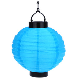 Wholesale Christmas Lantern Chinese - LED Light Festive Lanterns Solar Lamps Solar Lantern LED Lights Christmas Light Solar Powered Chinese Lantern Garden LED Light String