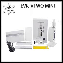 Wholesale Evic Starter - Joyetech Evic VTwo Mini with Cubis Pro 4.0ml Tank VS Evic mini with tron Starter Kit & Cubis Pro Atomizer 0268021-1