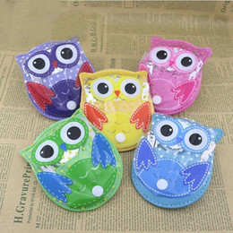 Wholesale Pedicure Set Party Favor - 100set 5 In 1 Owl Manicure Set Professional Nail Tool Kits Pedicure Kit Clipper Wedding Favors And Gifts For Guests ZA1359