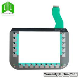 2020 pannello tastiera Originale NUOVO pannello mobile 277 6AV6645-0CC01-0AX0 PLC HMI tastiera industriale Switch Switch Garanzia un anno spedizione gratuita sconti pannello tastiera