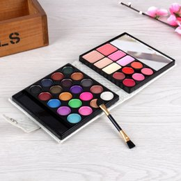 Wholesale Eye Shadow Small Palette - Pro Small Makeup Eyeshadow Palette 32 Colors Fashion Eye Shadow Make Up Shadows with Case Cosmetics for Women