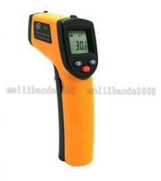 Wholesale Digital Lcd Display Infrared Thermometer - Infrared thermometer GM320 Non Contact Laser Gun Infrared IR Thermometer LCD digital display -50~330 degree MYY