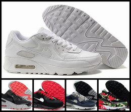 Wholesale Mens Leather Walking Shoes - 2017 Hot Sale Max Running Shoes For Men Women High Quality Maxes Athletic Sports Sneakers Cheap Mens Walking Trainers Shoe Size 36-46