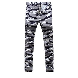 Wholesale Fly Brushes - Wholesale- 2016 new high quality Men's Camouflage casual pants 100% cotton Brushed Trousers plus- size 30-38