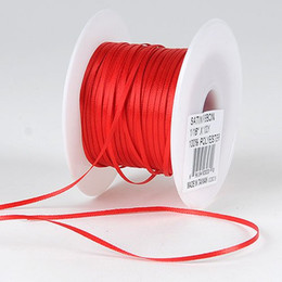 Wholesale Projects Sewing - 1 8 inch Double Face Satin Polyester Ribbon 196 COLORS AVAILABLE !wedding favorite sewing projects gift wrapping 500Yards