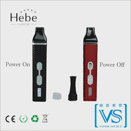 Wholesale Temperature Speed Control - VaporSource patent dry herb vaporizer Titan-2 high technology temperature control fast heating speed most popular in market factory price