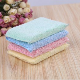 Wholesale Wholesale Rags - sponge block Cleaning Cloths to wipe cloth dish cloth rag Household Cleaning Tools Household Cleaning Tools