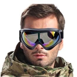 Occhiali da sole del pattino online-X400 Protezione UV Sport all'aria aperta Sci da snowboard Occhiali da skate Moto fuoristrada Ciclismo Occhiali Occhiali Occhiali da sole Occhiali da sole