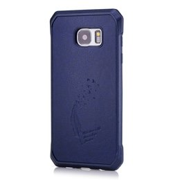 Wholesale S4 Retro Case - High Quality Luxury Retro Leather Cover For Samsung Galaxy G530 A310 A510 A710 S4 S5 S6 edge plus For Huawei P9 P9lite P9Plus Coque
