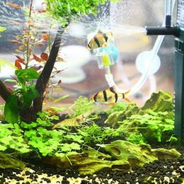 aquarium externe Promotion Filtre interne d'aquarium de 3W 8W 16W pour l'aquarium submersible avec la barre de pulvérisation filtre d'aquarium 300L / 600L / 800L / h
