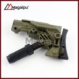 Wholesale Airsoft Ipsc - Magaipu hunting Tatical Ipsc Glock CAA ARS Multi Position Sniper Stock Command Arms Accessories for AR15 m4 airsoft