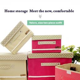 Wholesale Organizer Underwear - 2 pieces of equipment, home storage boxes, clothing finishing, cabinets finishing boxes, portable finishing boxes underwear finishing.