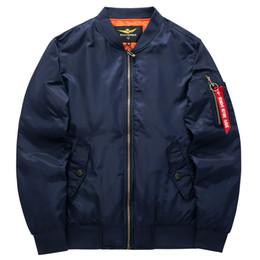 Wholesale Patch Military - Bomber Jacket Men Army Military Jacket Men Mens Air Force Jackets And Coats Oversize 6XL Tactical Jacket For Men.DA36
