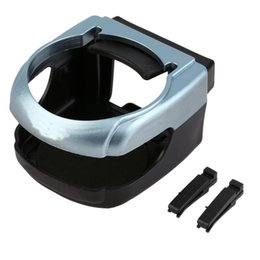 Wholesale Water Truck Wholesale - Convenient Car Truck Vehicle Air Condition Vent Outlet Can Drinking Water Bottle Coffee Cup Mount Stand Holder Accessories