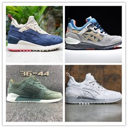 Wholesale quality stability - 2017 Discount Gel lyte V Running Shoes Men Top Quality Cushioning Original Stability Basketball Shoes Boots Sport Sneakers 36-45