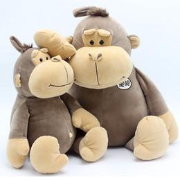 Wholesale Orangutan Halloween - 2017 Orangutan short plush toy doll for pillow gift home furnishings birthday gift personality creative new