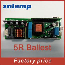Wholesale Head Lamp Ballast - Wholesale- Ballast Ballest 1pc lot 200W Lamp MSD Platinum 5R, For Beam 200W R5 Sharpy Moving head beam light bulb stage light R5 Ballast