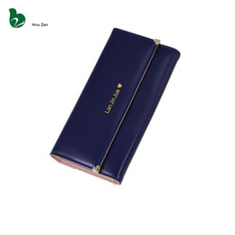 Wholesale Designer Portfolios - Wholesale- Long Designer Famous Brand Luxury Portfolio Phone Women Wallet Clutch Money Bag Female Coin Purse Walet Cuzdan Card Holder Perse