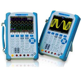 Wholesale Portable Multimeter - Hantek DSO1062B Portable Handheld Digital Oscilloscope With 5.6 Inch TFT Color LCD Display Multimeter High Band Width 60MHz 1Gsa S