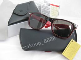 Occhiali da sole eleganti per gli uomini online-1pcs Occhiali da sole retrò Uomini Donne Designer di marca Vintage Inspiration Club Eleganti occhiali da sole.