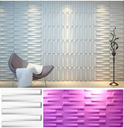 Wholesale Natural Style Landscaping - Natural Creativity Wall Decorative Roundwood Shape Designed Light-weight 3D Wall Panels