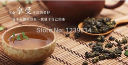 Wholesale Vacuum Package Tea - 500G organic Taiwan ALISHAN High Mountain Dongding Oolong Tea With Vacuum Package,free shipping