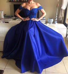 Wholesale Hottest Plus Size Models - Free Shipping Hot Sale Sexy Style Sweetheart Off-Shoulder Evening Long Dresses With Appliqued Beaded Pleats Prom Gowns