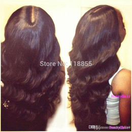 Wholesale Discount Remy Hair Bundles - Discount 6A Malaysian Remy virgin loose deep wave 3pcs unprocessed loose wavy curly hair cheap body wave hair bundles 3,4,5pcs lot