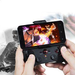 juegos de controladores inalámbricos Rebajas iPega 9017 PG-9017s inalámbrico Bluetooth Gamepad Gamepad portátil para iPhone iPad Android teléfonos celulares Tablet PC Hot
