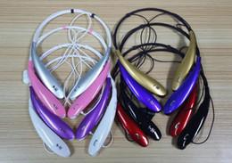 Écouteur iphone 5c en Ligne-HBS-800 Sports Stéréo Bluetooth Sans fil HBS 800 casque écouteurs + paquet de détail pour Iphone4 5 5s 5c 6 6 plus 6s 6s plus samsung