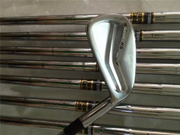Wholesale New H5 - MP-H5 Iron Set MP-H5 Golf Forged Irons High Quality New Golf Clubs 3-9Pw Steel Shaft With Head Cover