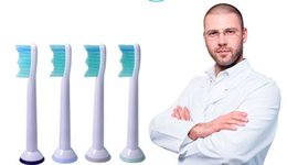 Wholesale Philips Sonicare Toothbrush Heads - SELL hot 100pack Electric toothbrush heads Compatible HX6014 HX6013 HX6011 Brush Heads for Philips Sonicare Replacement heads