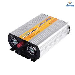 Wholesale Modified Sine - Hot sale M1000 high quality Off Grid DC 12V AC 110-120V modified sine wave 1000W Power Inverter
