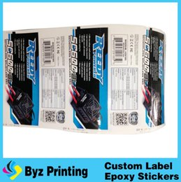Wholesale Oem Vinyl - OEM Wholesale PVC Custom Stickers Eco-friendly Vinyl Self Adhesive Waterproof Printing Sticker Labels Sheet Package For Food
