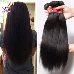Wholesale Wholesale Virgin Hair For Sale - 2017 NEW ARRIVAL peruvian virgin hair light yaki straight human hair weave cheap yaki human hair extensions bundles for sale