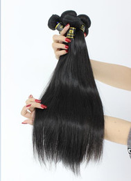 Wholesale Brazilian Drop Ship - Christmas sales Raw material Brazilian Peruvian cambodian drop shipping 100% human hair unprocessed hair extensions Straight hair any color