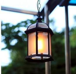 moderna impermeable lmpara colgante al aire libre v v v cuerpo de aluminio diacm alturacm