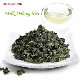 Wholesale Green Tea Original - C-WL012 Wholesale Premium Chinese Milk Oolong Tea 250g Tieguanyin Green Tea Natural Original Health Care Jin Xuan Milk Oolong Green Food