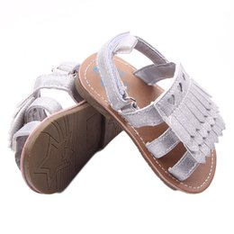 Wholesale Baby Girl Shoes Pair - Wholesale- 1 pair baby Crib shoes Baby Tassel Toddler Princess First Walkers Girls Kid Shoes recommend