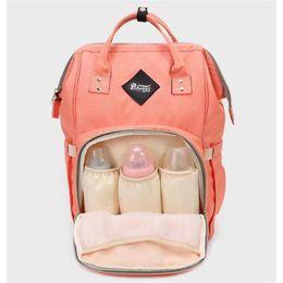 Wholesale Boy Maternity - Fashion Maternity Mummy Nappy Bag Brand Large Capacity Baby Bag Travel Backpack Desinger Nursing Diaper Bag Baby Care backpack women