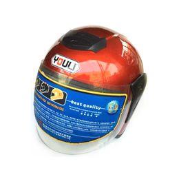 Wholesale Open Ventilation - Bright Surface Helmet Four Seasons Applicable Men and Women Anti-UV Windproof Ventilation Helmet Fashion Outdoors Safe Helmet