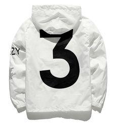 Wholesale Pilots Jackets - YEEZUS Jacket Men KANYE WEST Hip Hop Windbreaker MA1 Pilot Mens Jackets Tour Jaqueta Masculina Season 3 Coat USA size